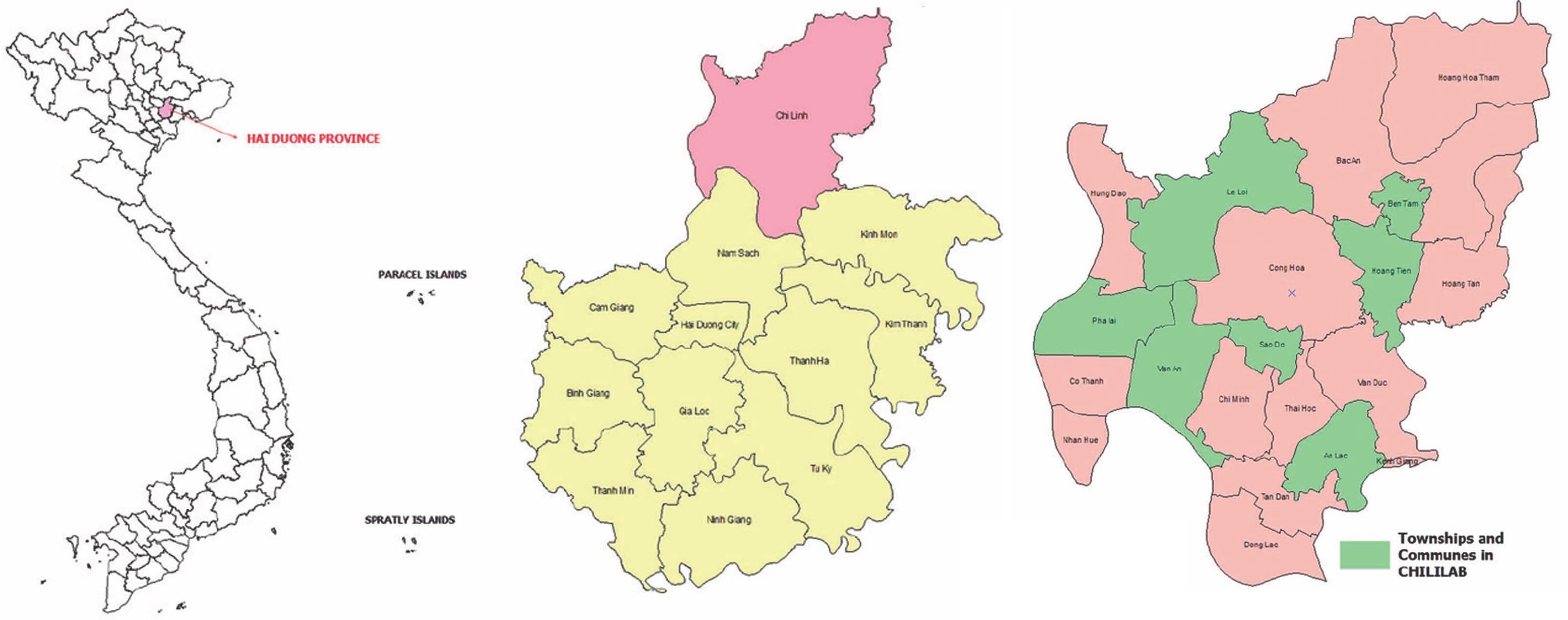 Open Access Journals - Vietnam map outline