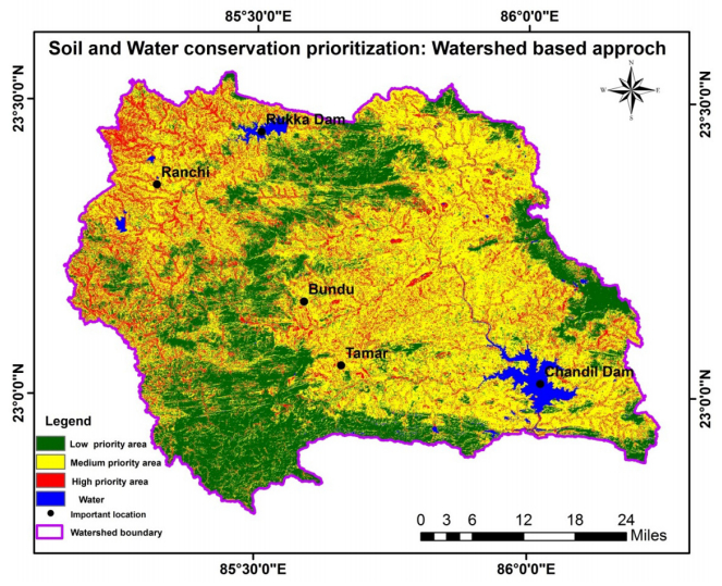 Integrated Assessment of Scale Impacts of Watershed Intervention Assessing Hydrogeological and Biophysical Influences on Livelihoods