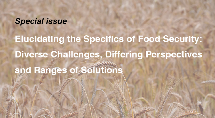 AIMS Agriculture and Food - Open Access Journals