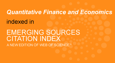 Quantitative Finance and Economics - Open Access Journals