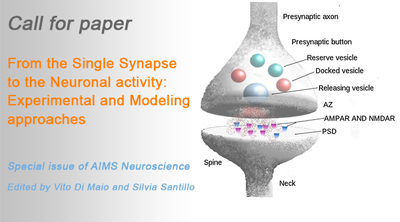 AIMS Neuroscience - Open Access Journals